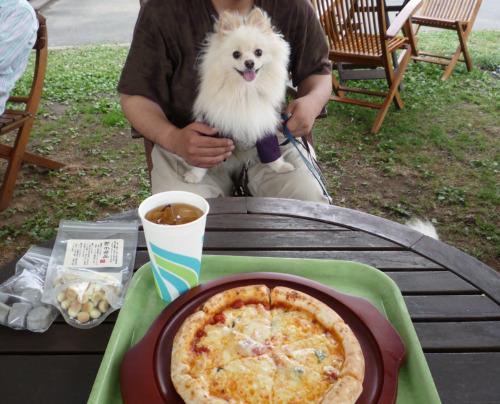 ピザでランチ.jpg